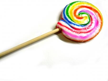 ペロペロ キャンディー ぺろぺろ 水飴 菓子 甘い 砂糖 ぐるぐる うずまき 渦 棒付き カラフル マーブル 虹 赤 オレンジ 黄色 緑 青 ピンク ペロキャン 飴 アメ