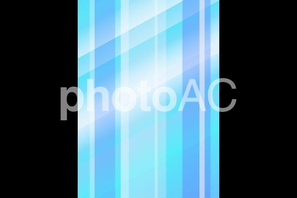 ストライプバック 青 B5塗り足しサイズの写真