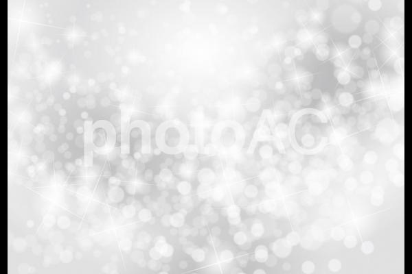 シルバーホワイトの輝き抽象背景素材テクスチャの写真