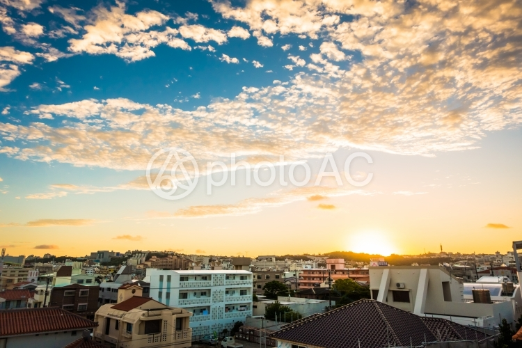 朝日の写真