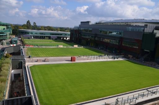 テニス テニスコート イギリス 芝生 ウィンブルドン