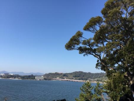 浜名湖 海 静岡 晴天 いい天気 いい景色 青空 湖 眺望