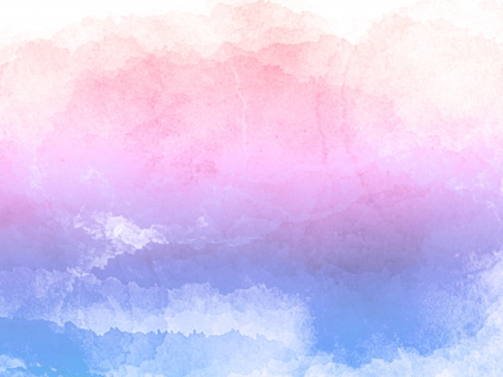 水彩グラデの背景素材の写真