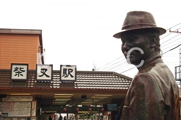 下町ぶらり散歩(金町・柴又編) フーテンの寅像 #4の写真