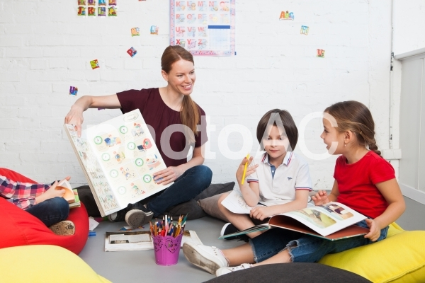 幼児教室12の写真