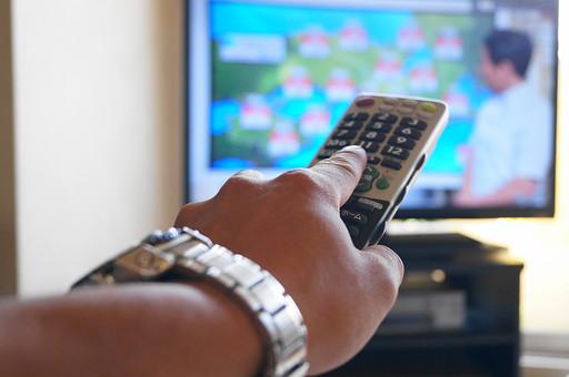 手 指 腕 お手手 握る 掴む 持つ リモコン 腕時計 爪 テレビ 番組 室内 リビング 屋内 休日 休憩 くつろぐ 視聴 見る 観る AV機器 テレビジョン TV ボタン 押す チャンネル