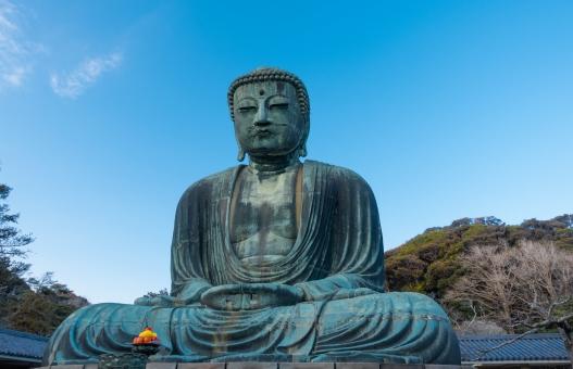 鎌倉の大仏の写真素材写真素材なら写真ac無料フリー