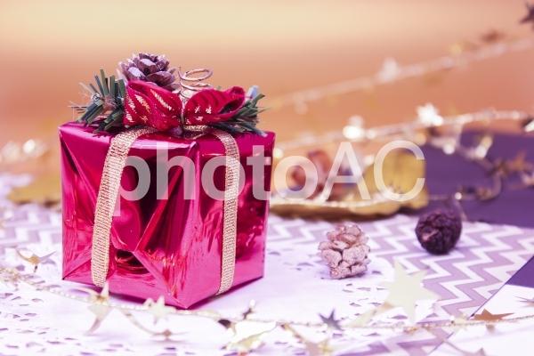 クリスマスプレゼント1の写真