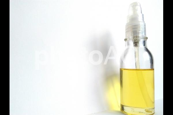オーガニック アルガンオイルの写真