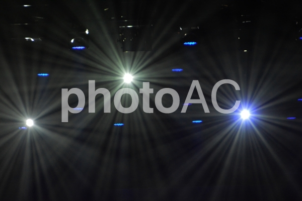 スポットライトの写真