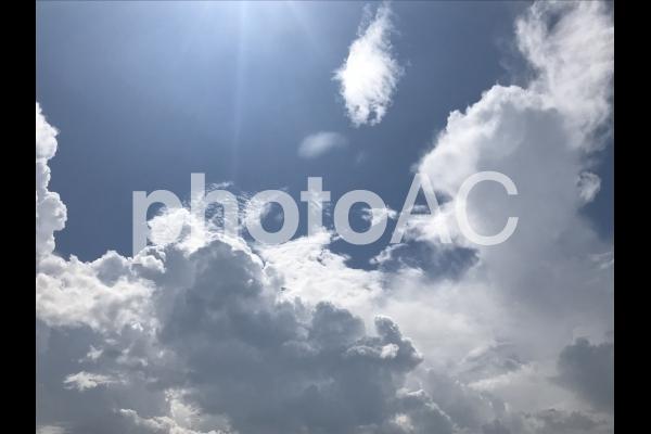雲2の写真