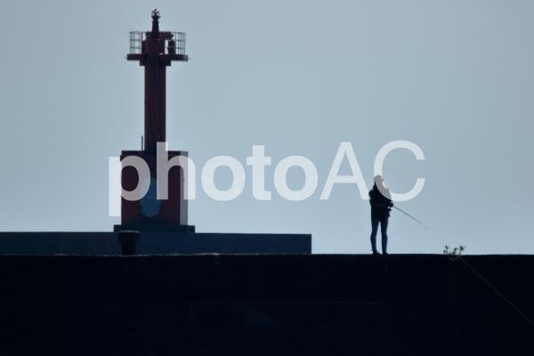 釣り人2の写真