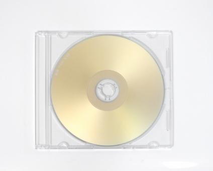 cd cdケース 1枚 コンパクトディスク 音楽 空のcd 素材 材料 小物 雑貨 背景