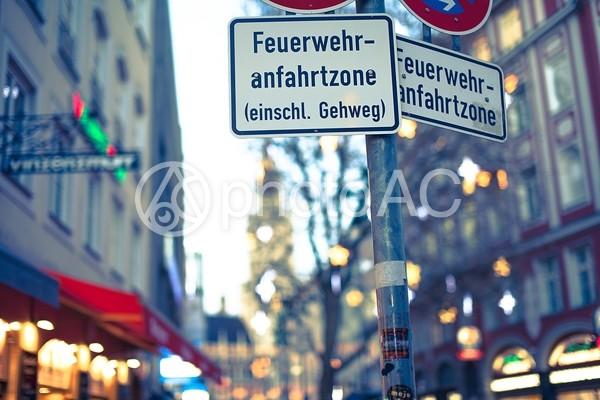 ミュンヘンの街角3の写真