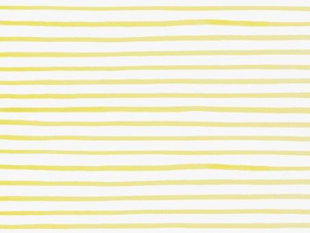 水彩 水彩画 絵の具 水彩絵の具 筆 ラフ フリーハンド 線 ボーダー しましま 縞 柄 模様 テクスチャー テクスチャ 背景 バック バックグラウンド ライン 横縞模様 ハンドメイド 手書き 手描き 手作り 手作り感 ナチュラル ガーリー かわいい 子ども さわやか 爽やか すっきり シンプル トレンド マリン 夏 黄色 暖色 明るい 春 イメージ