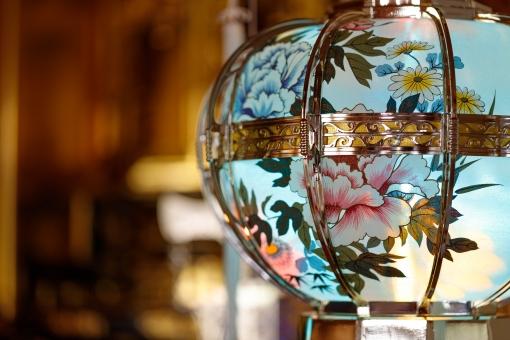 盆灯籠の写真