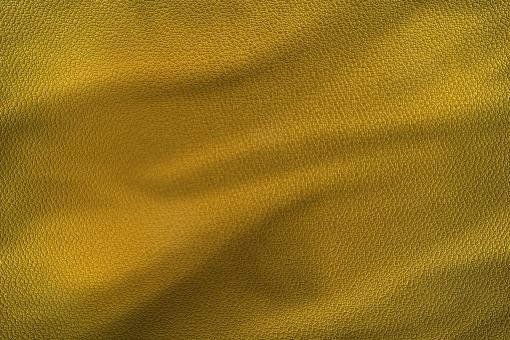 革 皮 牛革 ワニ革 クロコダイル 型押し ルイス レザー なめし革 光沢 テクスチャー 背景 背景画像 バックグラウンド ザラザラ ゴツゴツ しわ 皺 シワ ナチュラル 黄 黄色 イエロー 橙 柿色 オレンジ ゴールド 金色