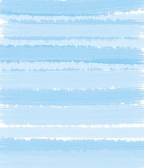 水彩 ストライプ 水色 青 blue 水 爽やか さわやか 涼しい 涼しげ すずしい 冷たい 氷 夏 絵の具 絵 自然 川 ひんやり 紙 用紙 paper 背景 バック テクスチャ テクスチャー