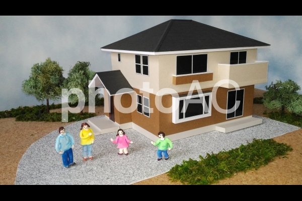 四季の家幸せ家族12の写真