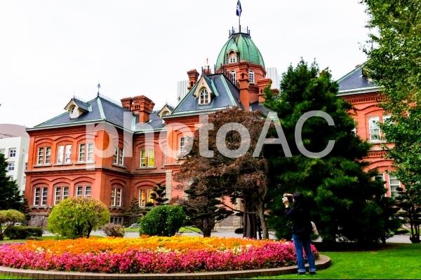 北海道庁舎の写真