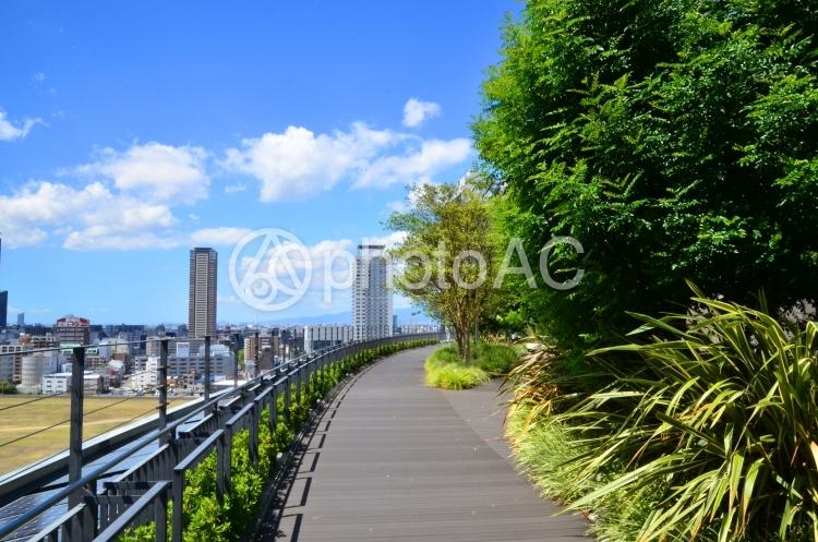 グランフロント大阪の空中庭園2の写真