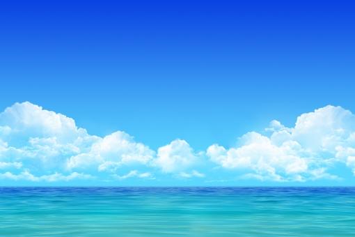 夏景色の写真