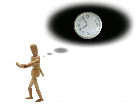 「フリー素材 時計を気にする」の画像検索結果