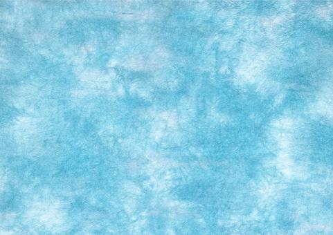 背景 背景素材 和紙 紙 夏 テクスチャ テクスチャー バックグラウンド ペーパー 夏らしい 青 ブルー 涼しい 手触り 伝統 伝統工芸 日本 和 和風 日本的な クラフト サマー 季節 涼しげな 風合いのある 手ざわり アナログ クール 爽やかな 冷たい