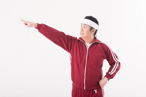 日本人  男性 一名 一人 1人 ぽっちゃり 肥満 ダイエット 痩せる 痩せたい 目標 ビフォー アフター 太っている 太り気味 メタボ メタボリックシンドローム 脂肪 体系 ボディー 白バック 白背景 はちまき 鉢巻き 気合い 挑戦 頑張る 努力 やる気 目標 指をさす 手をあげる 真剣 横向き  mdjm017