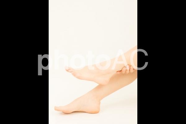 美しい脚の写真