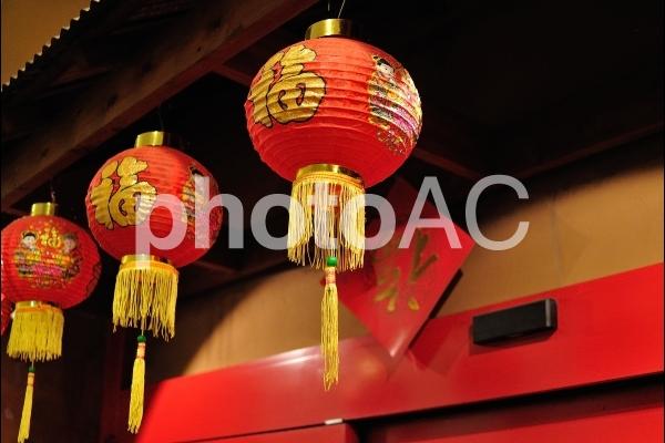 中華料理店の写真