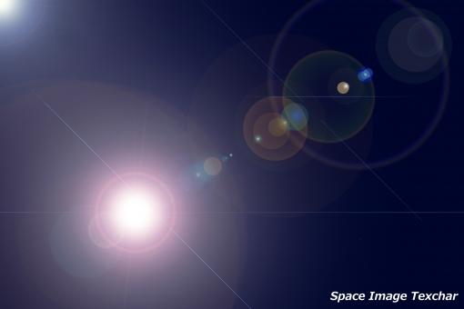 宇宙イメージ・テクスチャの写真