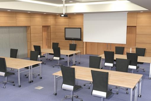 会議室 ミーティングルーム3 グループワークの写真