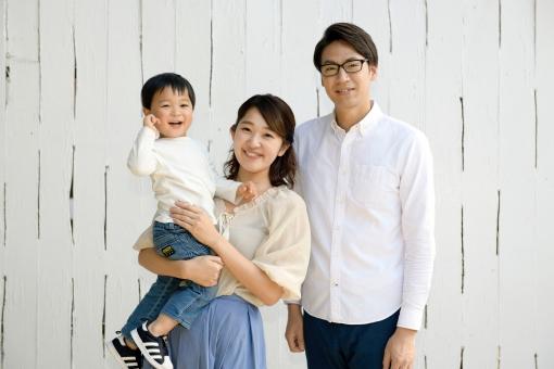 家族4の写真