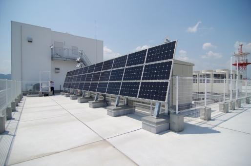 ソーラーパネル 太陽光発電 再生可能エネルギー 太陽電池 自家発電 電気 自然エネルギー 太陽 発電 パネル シャープ