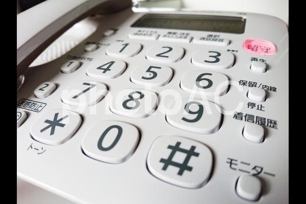 電話機の写真