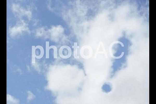 空と雲09の写真