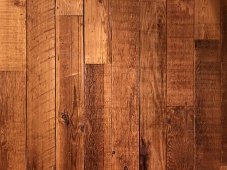 木目テクスチャ背景素材 ウッドウォール 61の写真