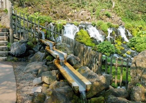 名水 湧水 自然 天然水 地下水 名水百選 北海道遺産 京極 ふきだし公園 羊蹄山 名水の郷 北海道 羊蹄のふきだし湧水 道の駅 きょうごく