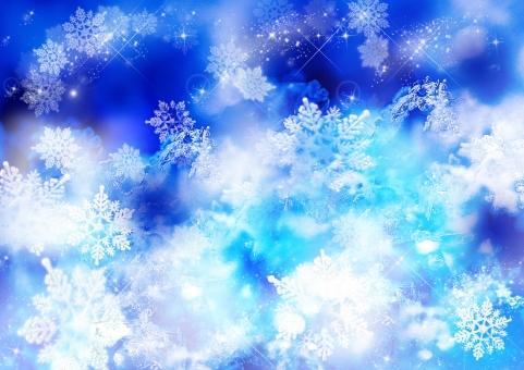 フローズン 氷 雪の結晶 冬 冷たい 寒い 背景 テクスチャー 青 ブルー 水色 水晶 クリスタル オブジェ 小物 ガラス 壁紙 バックグラウンド ロマンティック 幻想的 自然 風景 雪 キラキラ 輝き キラメキ きらめき かがやき