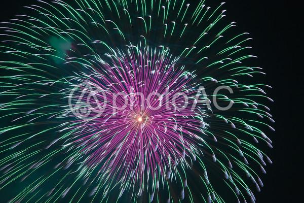 大きな打ち上げ花火12の写真