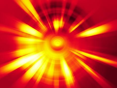 放射背景の写真