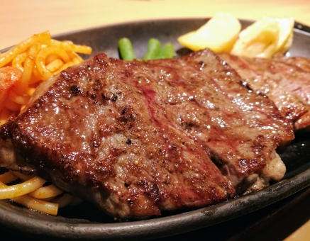 ステーキの写真