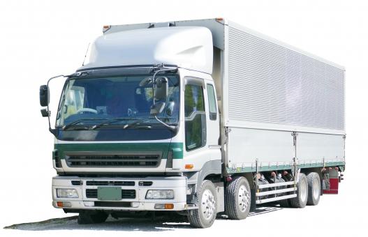 大型トラック2の写真