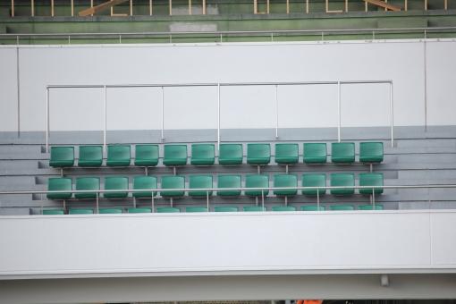 競馬 競馬場 席 観客席 シート 椅子 座る 応援