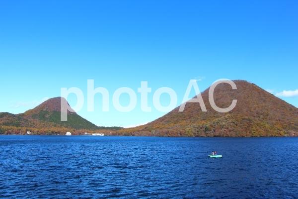榛名山の写真