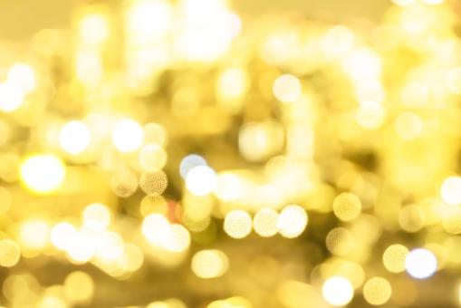 玉ボケ ゴールドの写真