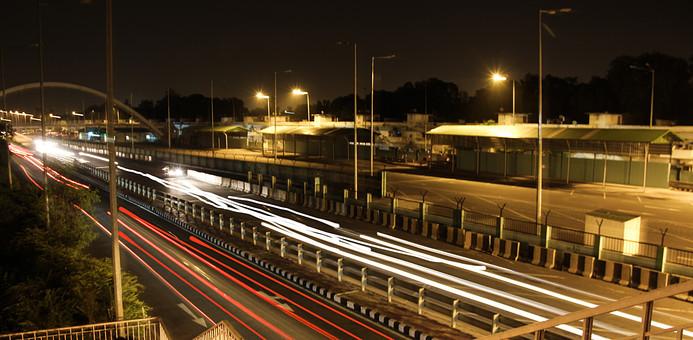 インドの高速道路19の写真