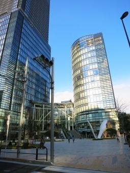 ワテラス 商業 複合 施設 高層 ビル マンション 東京 ソラシティ 2014