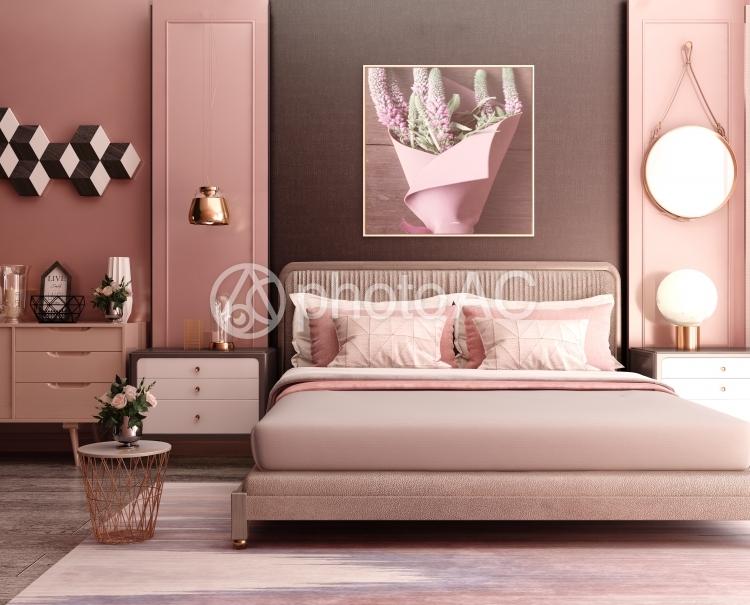 ベッドルーム1の写真